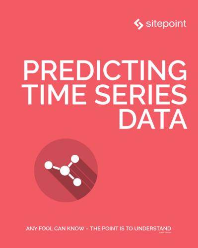 Predicting Time Series Data