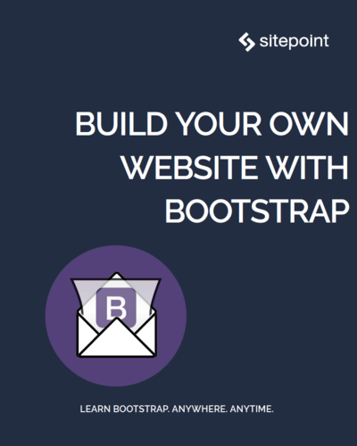 Build Your Own Website with Bootstrap 4