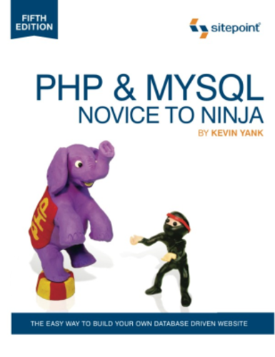 PHP & MySQL: Novice To Ninja, 5th Edition