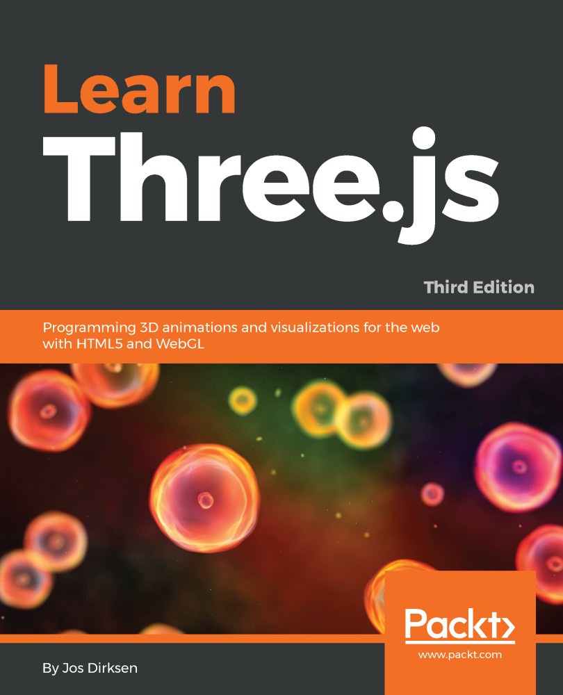 Learn Three js Third Edition - SitePoint Premium