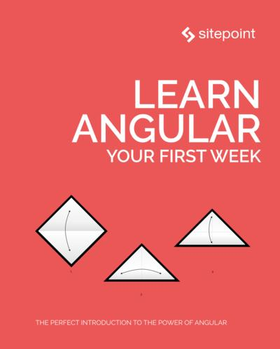 Learn Angular: Your First Week