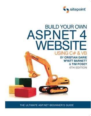 Build Your Own ASP.NET 4 Website Using C# & VB, 4th Edition