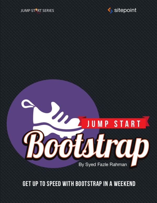 Jump Start Bootstrap Sitepoint Premium
