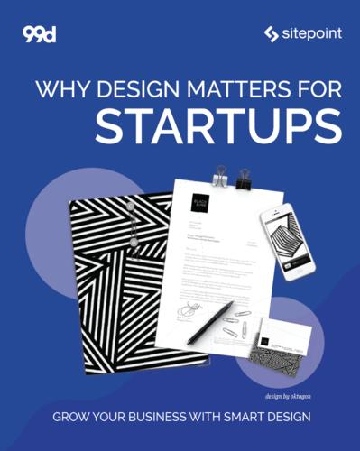 Why Design Matters for Startups