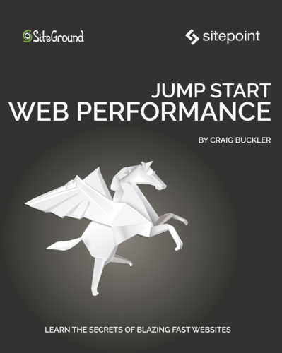 Jump Start Web Performance