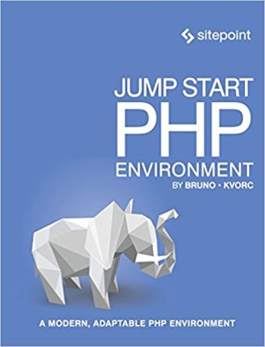 Jump Start PHP Environment