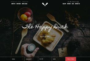SitePoint WordPress Restaurant Theme