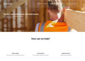 SitePoint WordPress Builder Theme