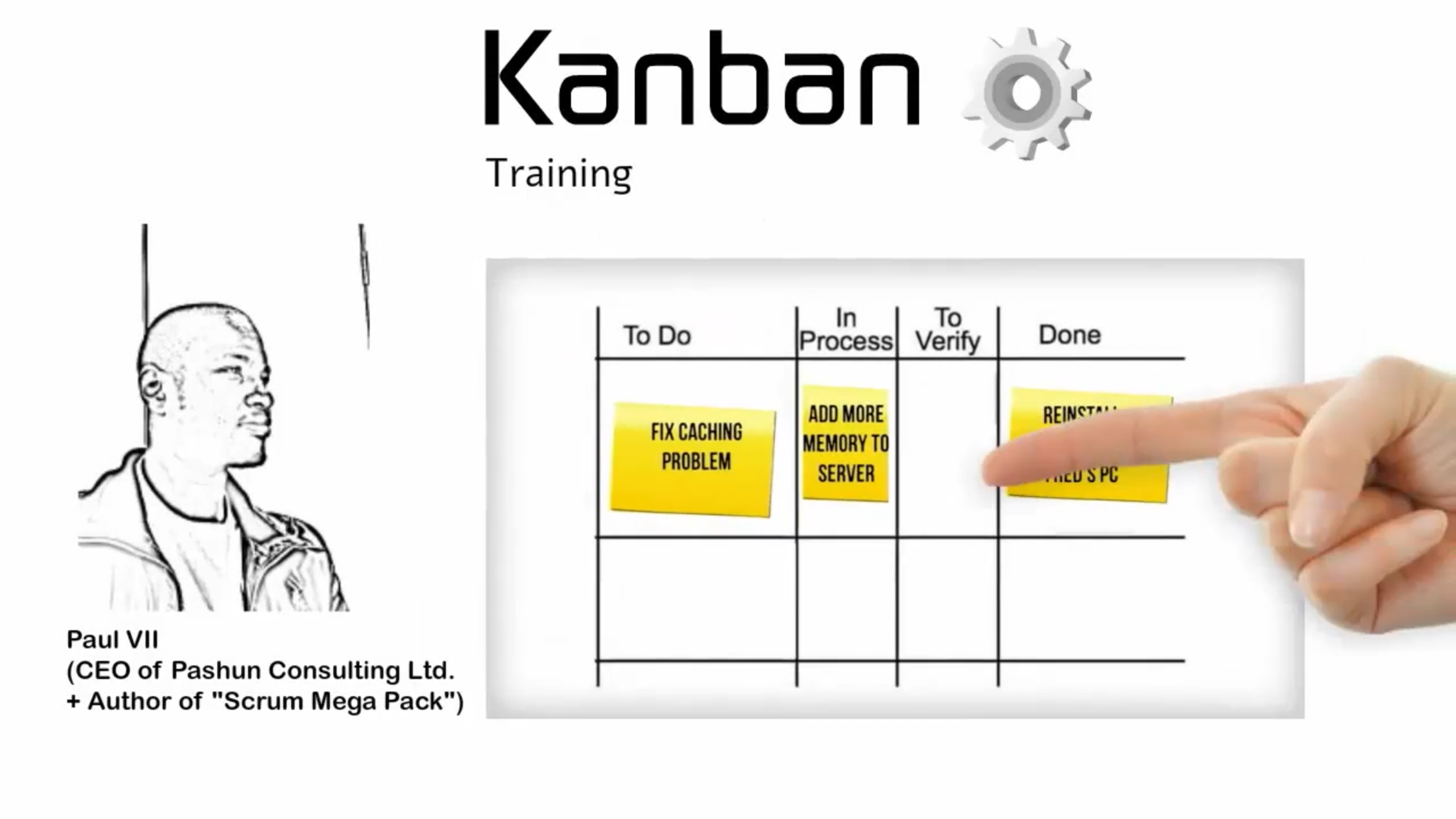 Kanban: Productivity & Efficiency for Agile Lean Projects
